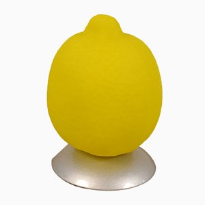 Lemon Table Lamp, 1980s