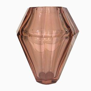 Vase Art Deco par Muller Frères, 1940s