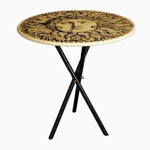 Tavolino da caffè Re Sole di Piero Fornasetti, anni '50