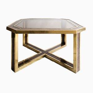 Tavolino da caffè vintage di Romeo Rega