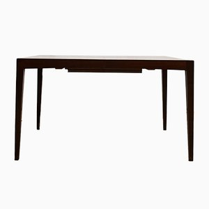 Vintage Danish Extendable Rosewood Table