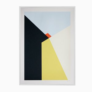 Structure 03 Screen Print by Archidreamer, 2018