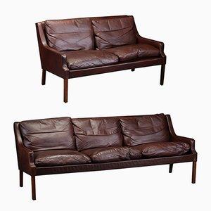 VP 66/2/3 Sofa Set by Rud Thygesen for Vejen, 1960s