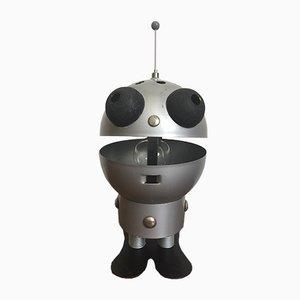 Lampada Robot vintage di Satco, anni '70
