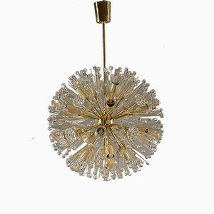 Lampada da soffitto di Emil Stejnar per Rupert Nikoll, anni '50