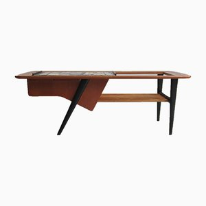 Model 210 Coffee Table by Alfred Hendrickx for Belform, 1950s