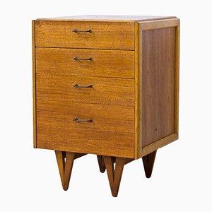 Teak Dresser by Bengt Ruda for Ikea, 1950s