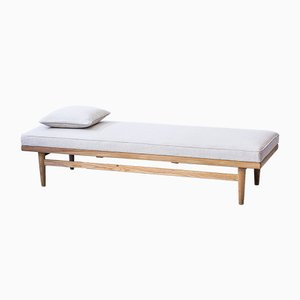Sofá cama de Harry Moen para Konrad Steinstads Snekkerverksted, años 60