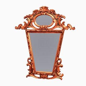 Espejo vintage de madera