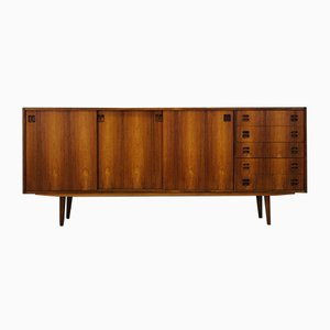 Danish Rosewood Sideboard, 1960s