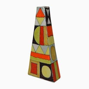 Vaso vintage di Guido Gambone