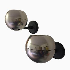 Applique sferiche di Lita, Francia, anni '70