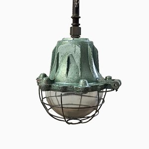 Vintage Industrial Lamp