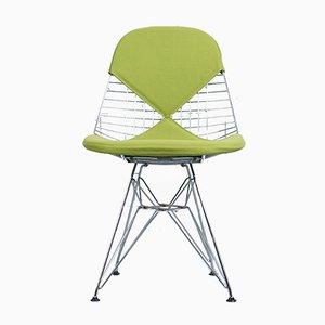 Modell DKR-2 Wire Chair von Charles & Ray Eames für Herman Miller, 1950er