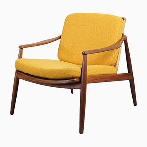 German Mid-Century Lounge Chair by Hartmut Lohmeyer for Wilkhahn, 1950s