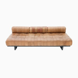 DS-80 Leather Patchwork Daybed from De Sede, 1970s