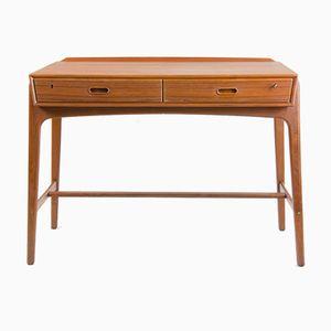 Vintage Schreibtisch von Svend Åge Madsen für Sigurd Hansen, 1960er