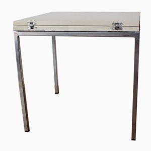 Vintage Flip-Top Table from Wilhelm Renz