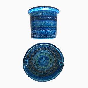 Juego de cerámica de Bitossi, 1960