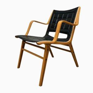 6060 Ax Mid-Century Stuhl von Peter Hvidt & Orla Mølgaard-Nielsen für Fritz Hansen