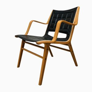 Mid-Century 6060 Ax Chair by Peter Hvidt & Orla Mølgaard-Nielsen for Fritz Hansen