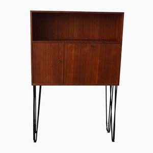 Secretaire Mid-Century in teak, Germania, anni '60