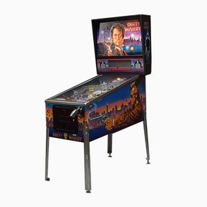 Pinball Dirty Harry di Williams, anni '70