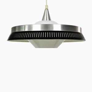 Lampe à Suspension Vintage Scandinave par Bent Karlby pour Lyfa, 1960s