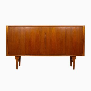 Sideboard by Henning Kjærnulf for Bruno Hansen, 1950s