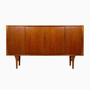 Sideboard by Henning Kjærnulf for Bruno Hansen, 1950s