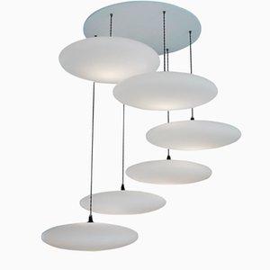 Lampe à 6 Pendants Ethel par One Foot Taller