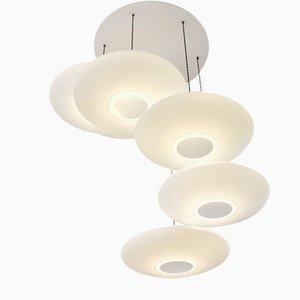 Lampe à 6 Pendants Ethel Inverse par One Foot Taller