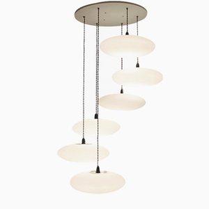 Lampe à 6 Pendants Etheletta par One Foot Taller