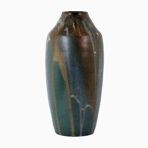Große Vase von Léon Pointu, 1930er