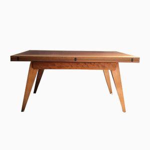 Table Portefeuille Vintage par Albert Ducrot