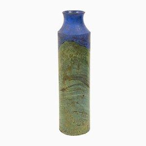 Jarrón de cerámica de Marcello Fantoni,años 60