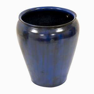 Jarrón de cerámica de Marcello Fantoni, años 60