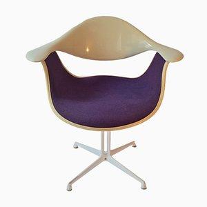 Silla modelo Daf de George Nelson para Herman Miller, años 60