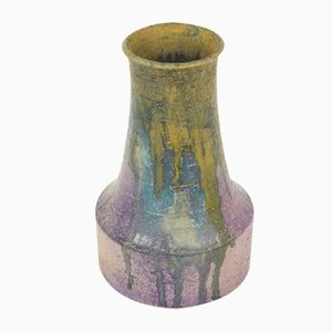 Keramikvase von Marcello Fantoni, 1950er