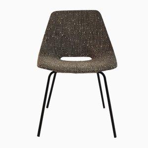 Chaise Amsterdam par Pierre Guariche pour Steiner, 1950s