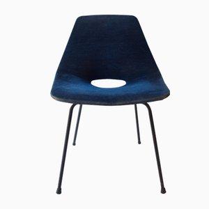 Amsterdam Chair von Pierre Guariche für Steiner, 1950er