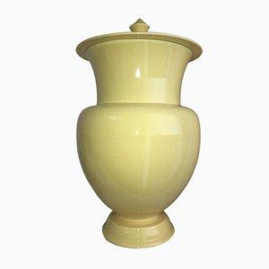 Große Keramikvase von Lavenia, 1950er