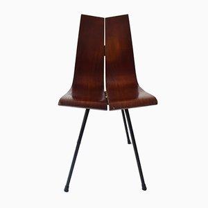Modell GA Bell Chair von Hans Bellmann für Horgenglarus, 1950er