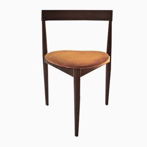 Vintage Beistellstuhl von Hans Olsen für Frem Røjle, 1950er