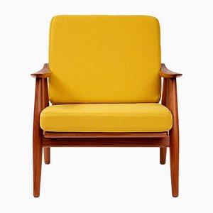 Vintage GE-270 Sessel von Hans J. Wegner