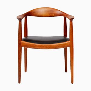 JH-503 Chair by Hans J. Wegner, 1950s