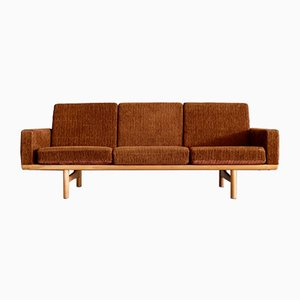 Canapé GE-236/3 par Hans J. Wegner, 1960s