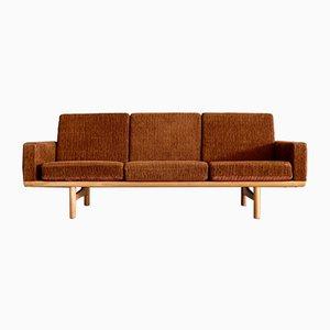 GE-236/3 Sofa von Hans J. Wegner, 1960er