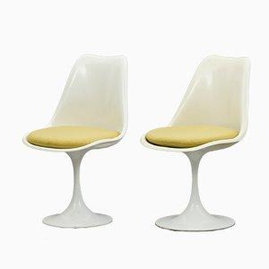 Vintage Tulip Chairs, Set of 8