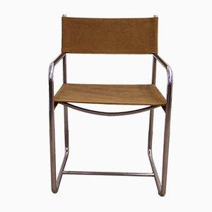 Chaise en Chrome, 1970s